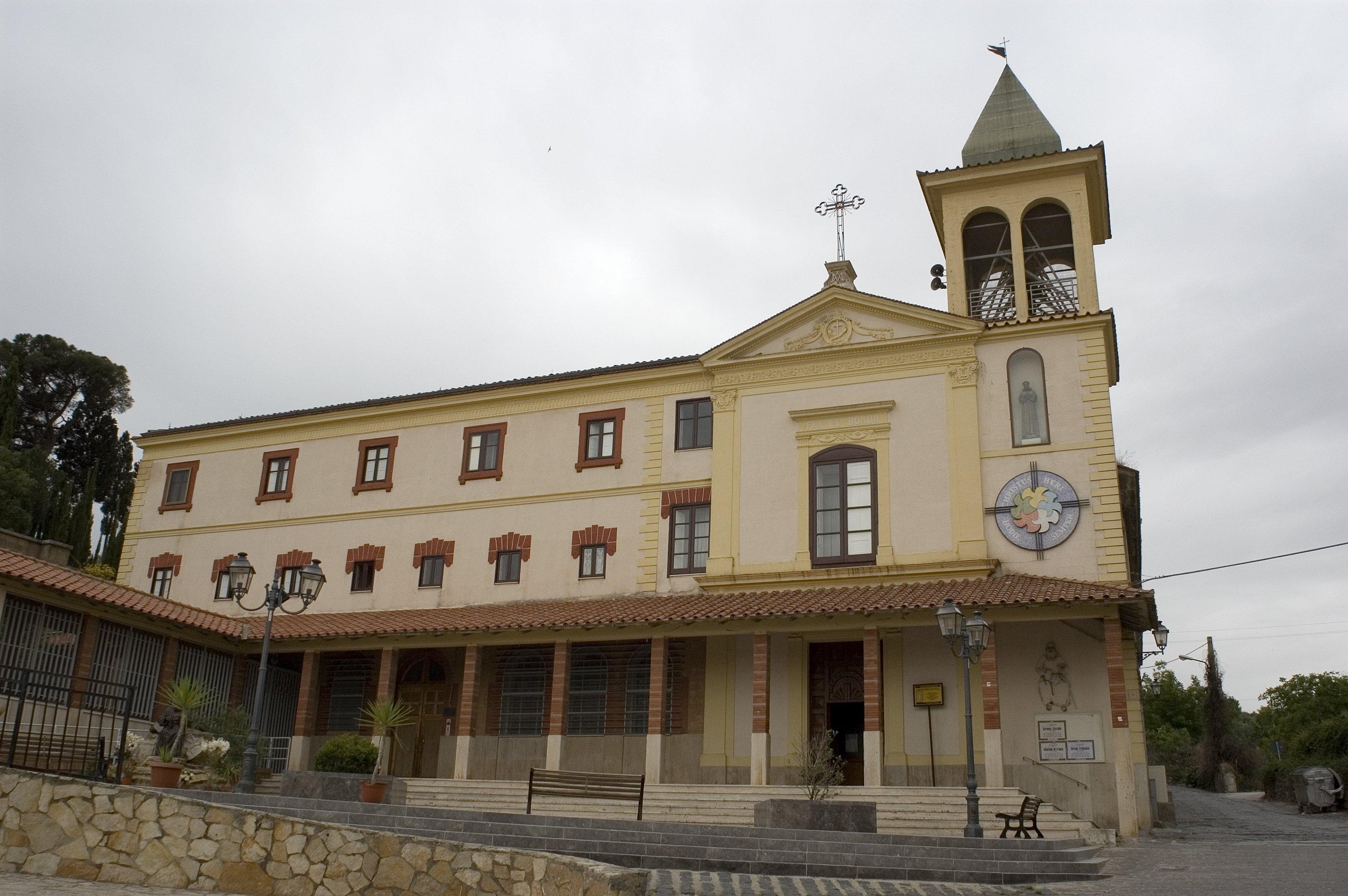 chiesa madonna della rocca a Canicatti'