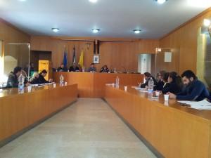 il consiglio comunale di Palma Di Montechiaro