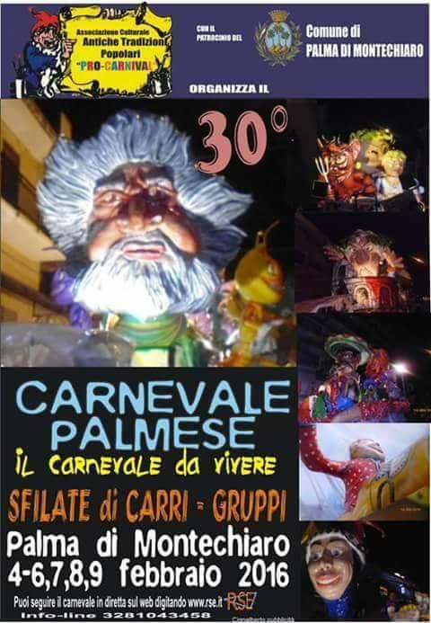 carnrvale 30