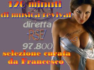120 minuti di musica revival