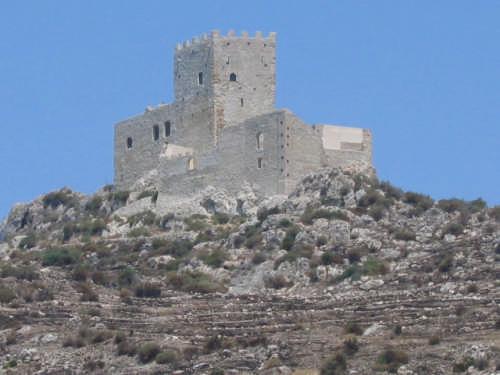 Castello di Montechiaro - Castello di Montechiaro del 1300